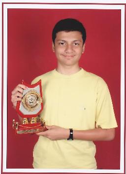 Sagar Shah won the title of Open Group in Mumbai Children Chess Festival organized by Venus Chess Academy.