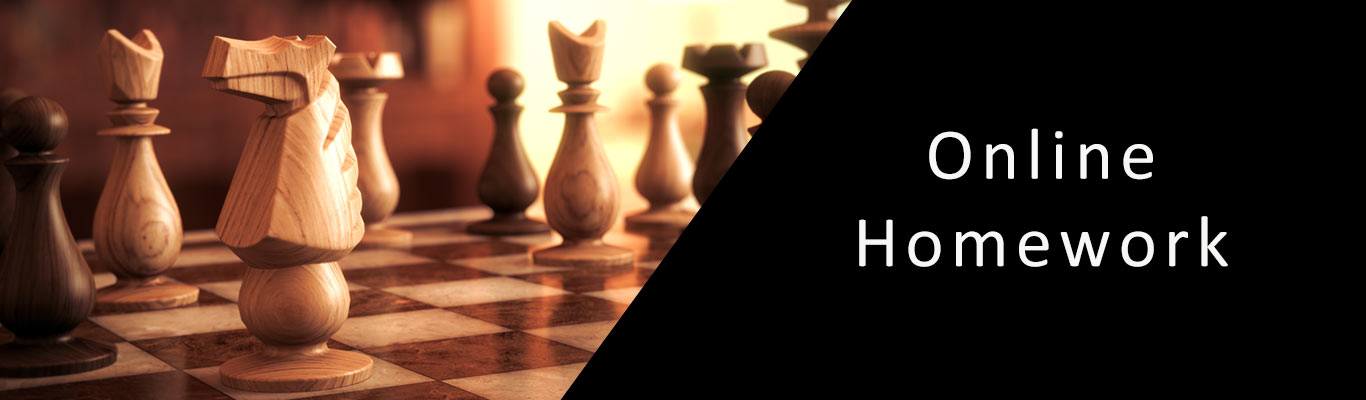 Chess Training Online - Online Homework
