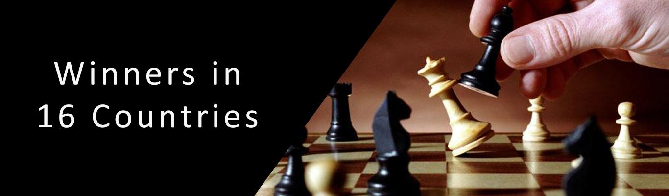 Chess Trainer - Achievements