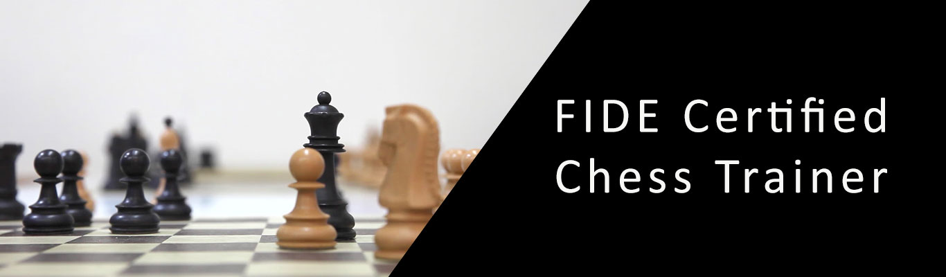 FIDE Certified Chess Trainer
