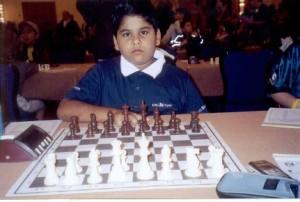 Prasanna Rao won Gold Medal in Asian Under 10 Championship, 2004 - Singapore