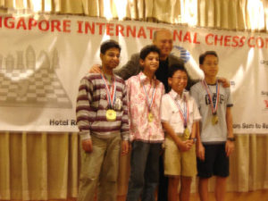 Online Chess Classes for kids in Singapore, Best Chess coach in Singapore